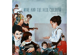 Nive & The Deer Children Nielsen - Feet First - (CD)