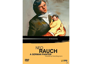 Neo Rauch-A German Painter - (DVD)