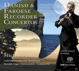Petri,Michala/Christensen,Henrik/Aalborg SO - Dänische Und Faröische Blockflötenkonzerte [SACD Hybrid] jetztbilligerkaufen