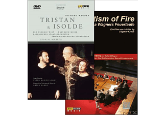 VARIOUS - Tristan Und Isolde/Katharina Wagners Feuertaufe [DVD]