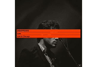 Disappears - Low: Live In Chicago - (Vinyl)