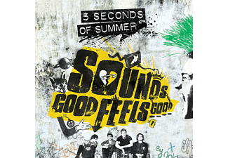 5 Seconds Of Summer - Sounds Good Feels Good [CD]