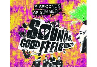 5 Seconds Of Summer - Sounds Good Feels Good (Ltd.Deluxe Edt.) - (CD)