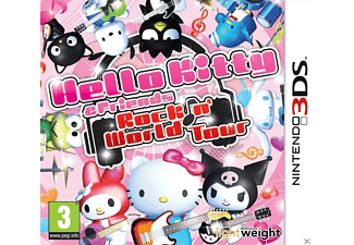 Hello Kitty & Friends: Rock n' World Tour Nintendo 3DS