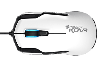 ROCCAT Kova - Pure Performance Gaming Maus, Weiß Gaming Maus
