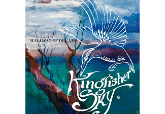 Kingfisher Sky - Hallway Of Dreams-Ltd- [Vinyl]