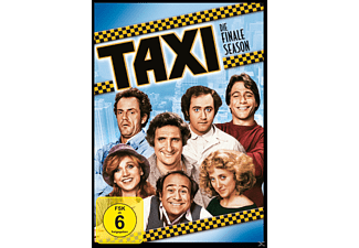 Taxi – Staffel 5 [DVD]