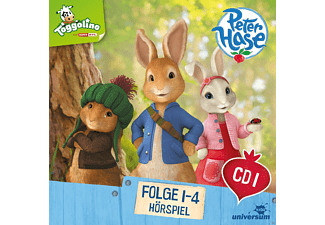 Peter Hase - Peter Hase - CD 1 - (CD)