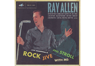 Ray Allen - Rock, Jive & Stroll With Me! [CD]