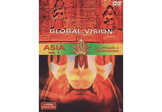 Various - Various Artists - Global Vision Asia Vol. 1 [DVD]