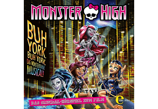 Monster High - Boo York (Original Hörspiel Z.Film) - (CD)