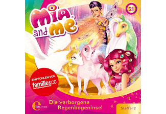 Mia And Me - Mia And Me 21 - Original Hörspiel z.TV-Serie - (CD)