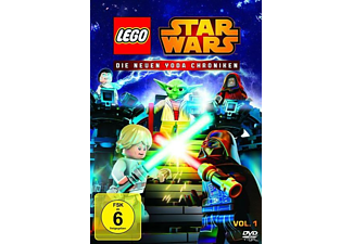 Lego Star Wars: Die neuen Yoda Chroniken - Volume 1 [DVD]