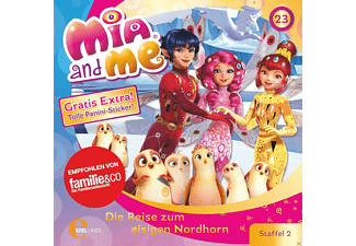 Mia And Me - (23)Original Hsp Tv-Wiedersehen In Centopia - (CD)