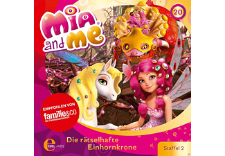Mia And Me - Mia And Me 20 - Original Hörspiel z.TV-Serie - (CD)