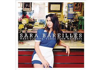 Sara Bareilles - What's Inside - Songs from Waitress (CD)