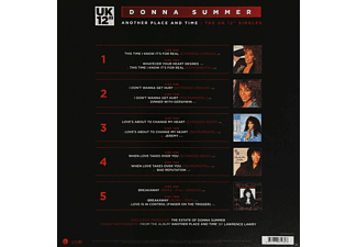 "Donna Summer - Another Place And Time (The Uk 12"" Singles) [Vinyl]"