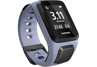 TOMTOM Spark Cardio + Music Paars S