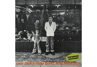 Ian Dury - New Boots And Panties!! (Limited Rsd 15 Edition) - (Vinyl)