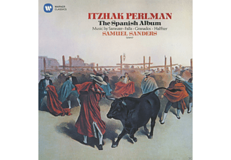 Itzhak Perlman, Samuel Sanders, VARIOUS - The Spanish Album [CD]