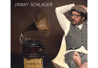 Jimmy Schlager - Guad is - (CD)
