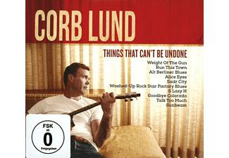 Corb Lund - Things That Can't Be Undone (Cd + Dvd) - (CD + DVD Video)