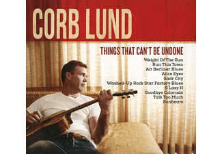 Corb Lund - Things That Can't Be Undone - (CD)
