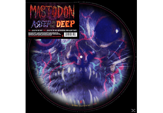Mastodon - Asleep In The Deep - (Vinyl)