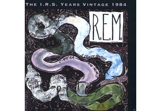 R.E.M. - Reckoning-Irs Years Vintage 84 [CD]