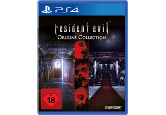 Resident Evil Origins Collection [PlayStation 4]