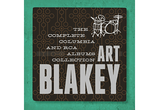 Art Blakey And The Jazz Messengers -  Art Blakey: The Complete Columbia & Rca Victor [CD]