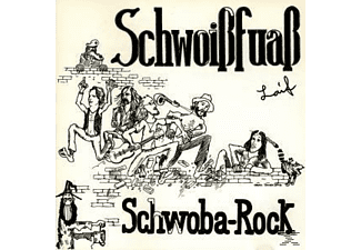 Schwoißfuaß - Schwoba Rock [CD]