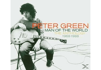 Peter Green - Man Of The World-Anth.68-88 [CD]