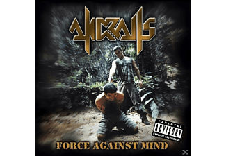Andralls - Force Against Mind - (CD)