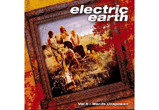 Electric Earth - Words Unspoken [CD]