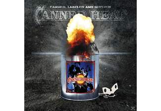 Canned Heat - Canned, Labelled & Shelved [CD]