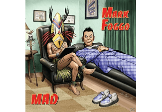 Mark Foggo - Mad [CD]
