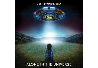 Electric Light Orchestra - Jeff Lynne's ELO - Alone In The Universe (Vinyl LP (nagylemez))