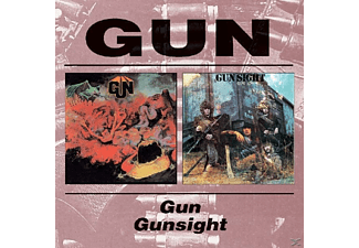 Gun - Gun/Gunsight - (CD)