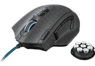 TRUST GXT 155 Gaming Mouse Βlack - (20411)