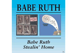 Babe Ruth - Babe Ruth/Stealin'home [CD]