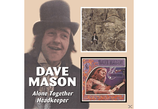 Dave Mason - Alone Together/Headkeeper - (CD)