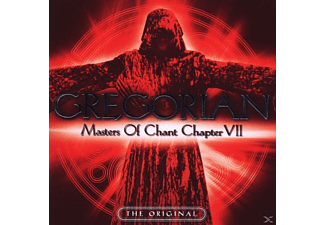 Gregorian - Masters Of Chant Chapter VII [CD]
