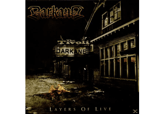 Darkane - Layers Of Live - (CD + DVD Audio)