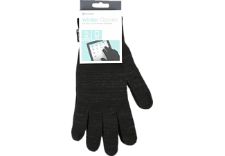 PLATINET Touch Screen Gloves Size M Black - (PGL01BM)