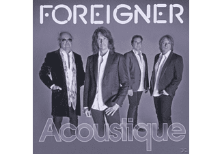 Foreigner - Acoustique [CD]