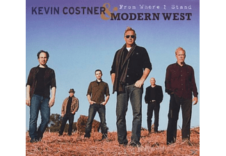 Kevin & Modern West Costner - From Where I Stand [CD]