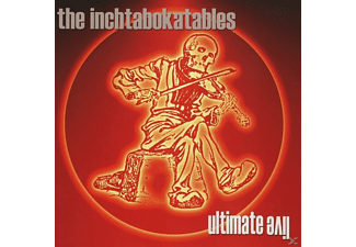 The Inchtabokatables - Ultimate Live - (CD)