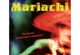 VARIOUS - Mariachi-The Sound Of Hysteria & Heartache [CD]