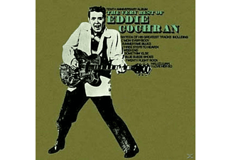 Eddie Cochran - Very Best Of-10th Anniversary [CD]